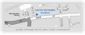 Rehearsal @ United Reformed Church