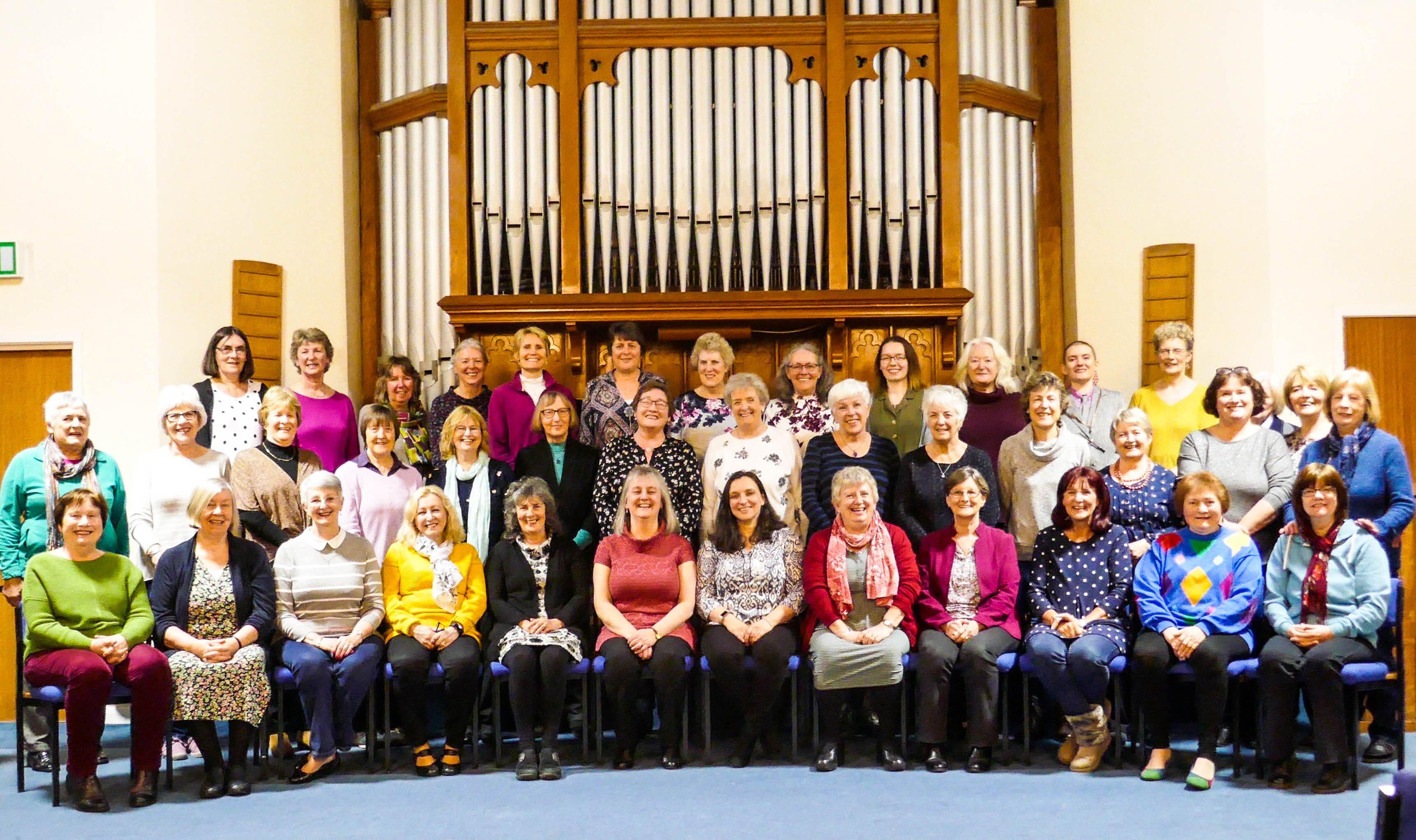 Castlegate Singers Choir 2018